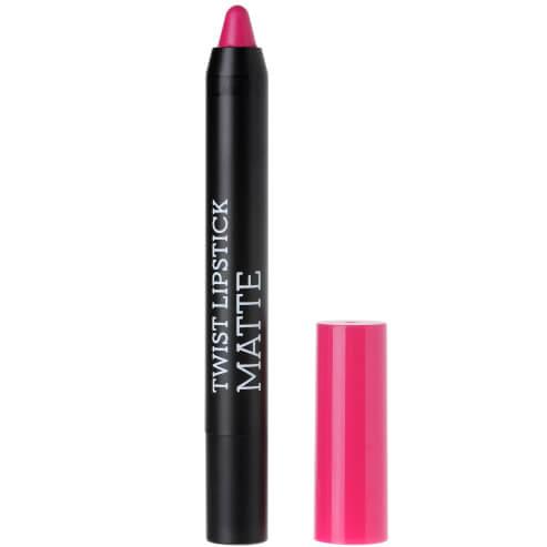 Korres Twist Lipstick Matte, Ultra Mat Αποτέλεσμα, Έντονο Χρώμα, Απόλυτη Άνεση στα Χείλη 1.5gr