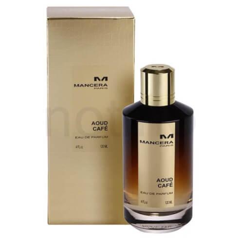 Mancera Aoud Cafe Eau De Parfum 120 ml