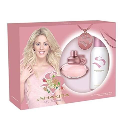 Shakira S Eau Florale Gift Set eau de toilette 50ml + Deodorant 150ml