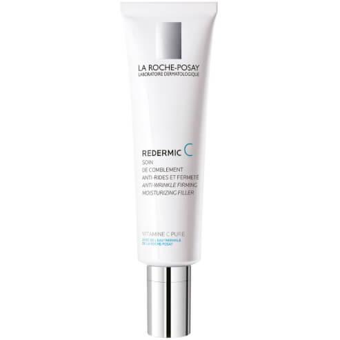 Redermic [C] Αντιρυτιδική Κρέμα Προσώπου για Ξηρή Επιδερμίδα 40ml - La Roche-Posay
