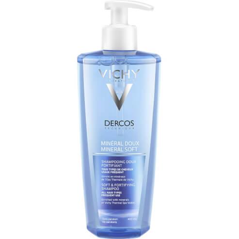Dercos Shampoo Mineral 400ml - Vichy