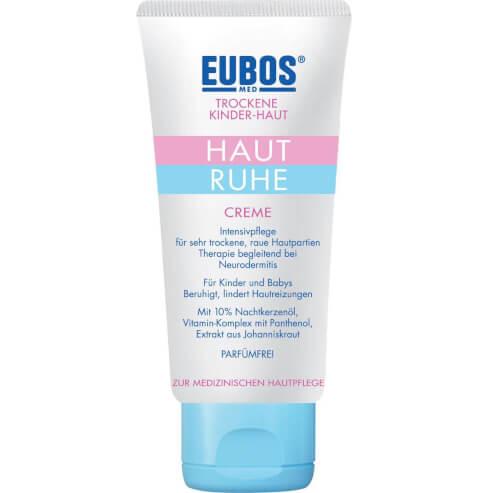Eubos Baby Cream Εντατική Φροντίδα για τις Πολύ Ξηρές και Σκληρές Περιοχές του Δέρματος 50ml