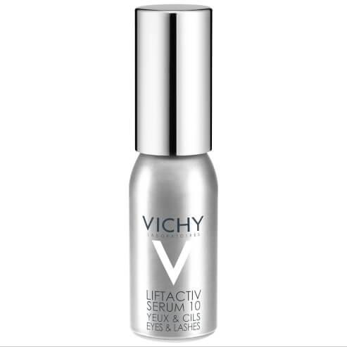 Vichy Liftactiv Derm Source Serum 10 Μάτια & Βλεφαρίδες 15ml