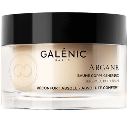 Argane Baume Corps Genereux 200ml - Galenic