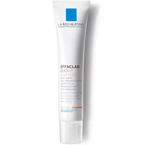 Πακέτο Προσφοράς Effaclar Duo (+) Unifiant Medium 40ml - La Roche-Posay