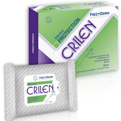 Crilen Wipes 200ml - Frezyderm