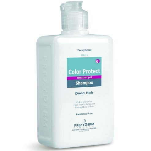 Color Protect Shampoo 200ml - Frezyderm
