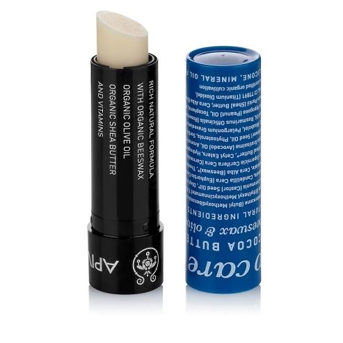 Apivita Lip Care Με Βούτυρο Κακάο Με Κερί Μελισσών & Λάδι Ελιάς Spf20 4.4g
