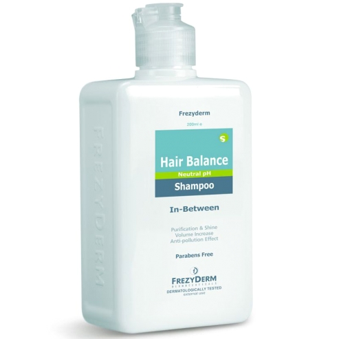 Hair Balance Shampoo 200ml - Frezyderm