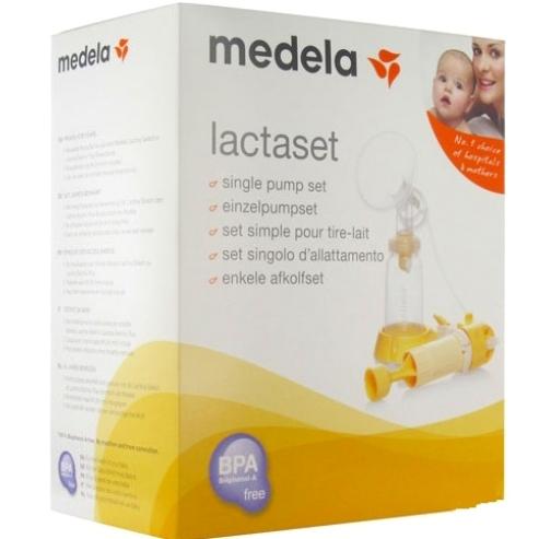 Medela Lactaset, Χειροκίνητο θήλαστρο μονής άντλησης 1 τεμάχιο