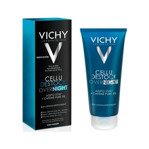 Cellu Destock OverNight Gel 200ml - Vichy