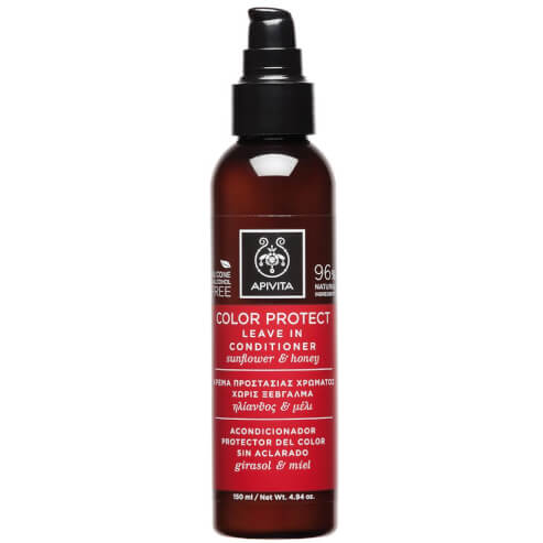 Color Protect Leave in Contitioner With Sunflower & Honey 150ml - Apivita