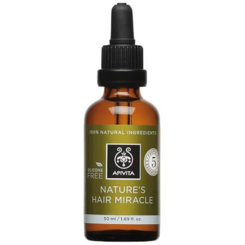 Nature\'s Hair Miracle Oil 50ml - Apivita