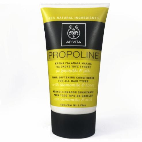 Propoline Mini Gentle Daily Conditioner With Chamomile & Honey 50ml - Apivita