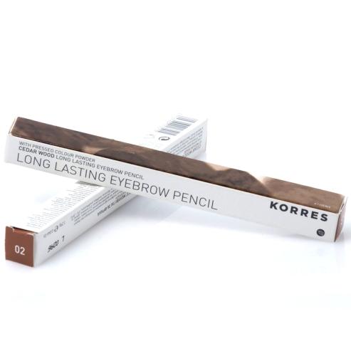 Korres Eyebrow Μολύβι Φρυδιών 1.29ml