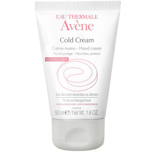 Avene Cold Cream Concentrated Hand Cream Κρέμα Χεριών για Ξηρά & Ταλαιπωρημένα Χέρια 50ml