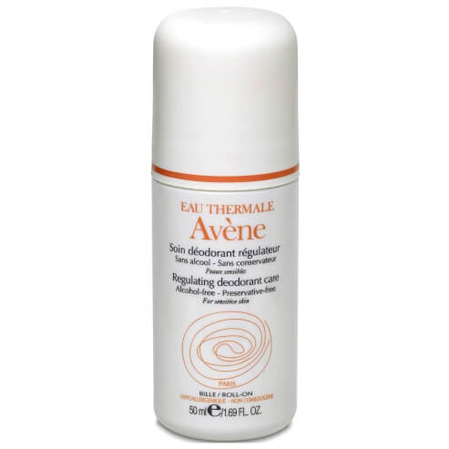 Avene Soin Deodorant Regulateur Roll On Ρυθμιστικό Αποσμητικό 50ml