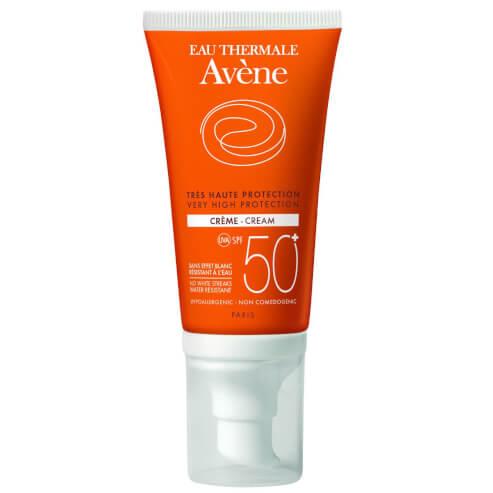 Avene Very High Protection Creme Spf50+ Αντηλιακή Κρέμα Προσώπου Πολύ Υψηλής Προστασίας 50ml