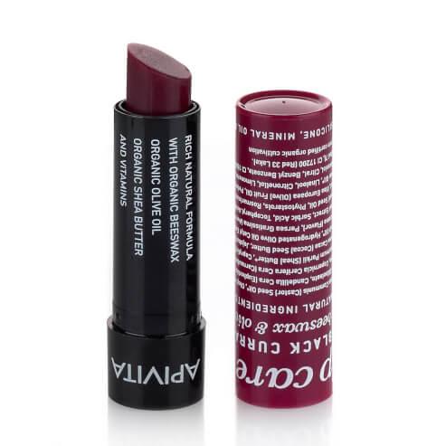 Apivita Lip Care Με Φραγκοστάφυλο Με Κερί Μελισσών & Λάδι Ελιάς