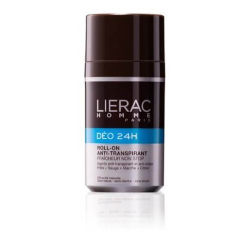 Homme Deo 24H Roll-on 50ml - Lierac