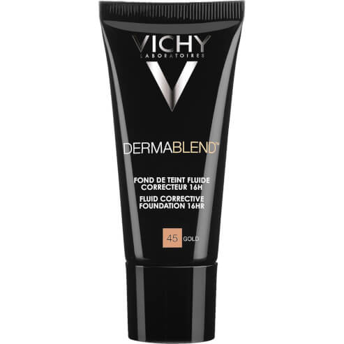 Vichy Dermablend Fdt Correcteur Fluide Spf35 Διορθωτικό Make-Up με Λεπτόρρευστη Υφή 30ml