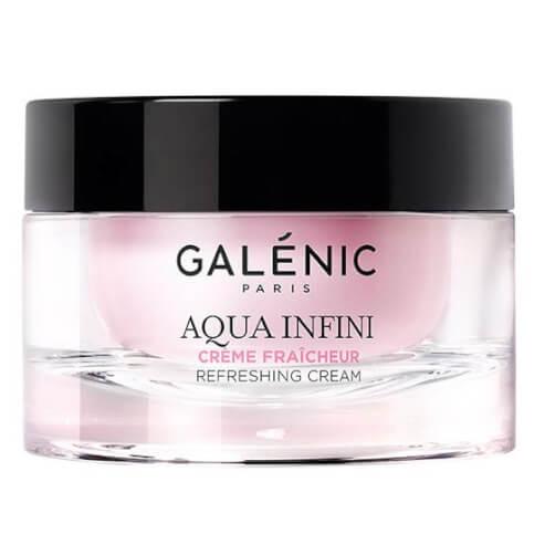 Aqua Infini Creme Fraicheur Peaux Seches 50ml - Galenic
