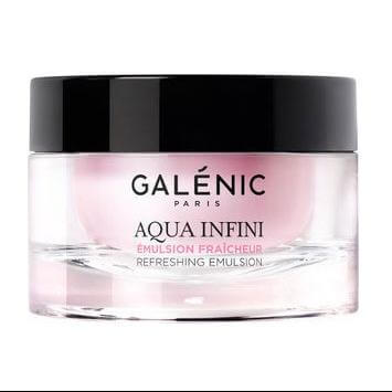 Galenic Aqua infini - Emulsion Fraicheur Peaux Normales - Λεπτόρρευστη Κρέμα Δροσιάς 50ml