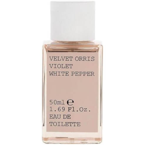Korres Velvet Orris / Violet / White Pepper Eau De Toilette Άρωμα Για Γυναίκες 50ml