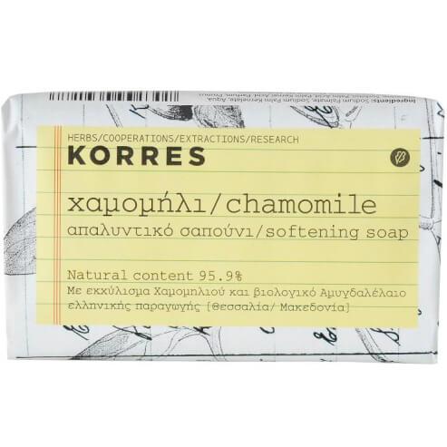 Korres Χαμομήλι Απαλυντικό Σαπούνι 125gr