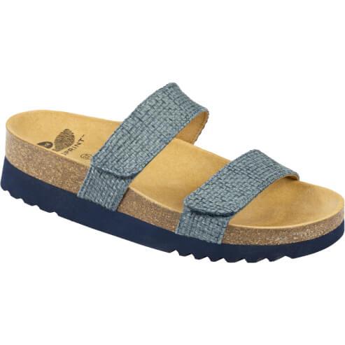 7a07d3f6341 Dr Scholl Shoes Lusaka Μπλε Denim ΝΕΟ Γυναικεία Ανατομικά Παπούτσια  Χαρίζουν Σωστή Στάση & ...