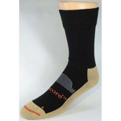 Medicore Diabetic Черни чорапи за диабетици