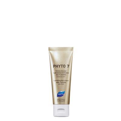 Phyto Phyto 7 Κρέμα Ημέρας Ενυδάτωσης & Λάμψης Με 7 Φυτά Ξηρά Μαλλιά 50ml
