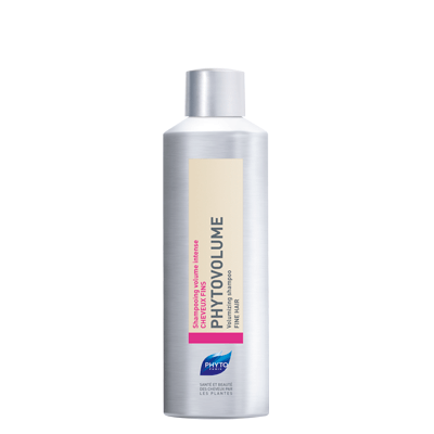 Phyto Phytovolume Shampoo Σαμπουάν για όγκο Λεπτά μαλλιά 200ml