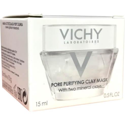 Δώρο Vichy Masque Argile Purifiant Pores Μάσκα Αργίλου για Καθαρισμό & Σύσφιξη των Πόρων 15ml