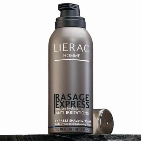 Homme Mousse Rasage 150ml - Lierac