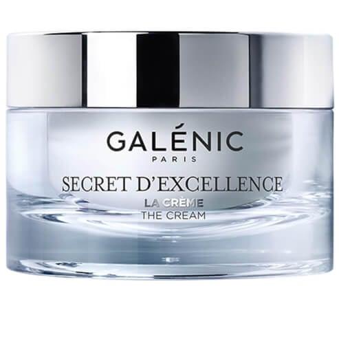 Galenic Secret d\'Excellence - La Creme Αντιγηραντική Λευκή Κρέμα με Λεπτή Υφή 50ml