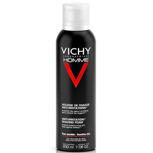 Homme Mousse de Rasage 200ml - Vichy